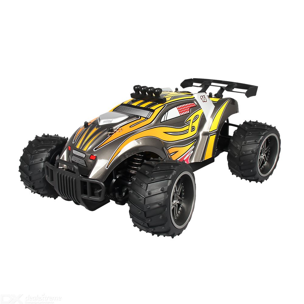 S-008 RC Car Remote Control High Speed Big Foot Cars Rechargeable Off-the-Road Cars