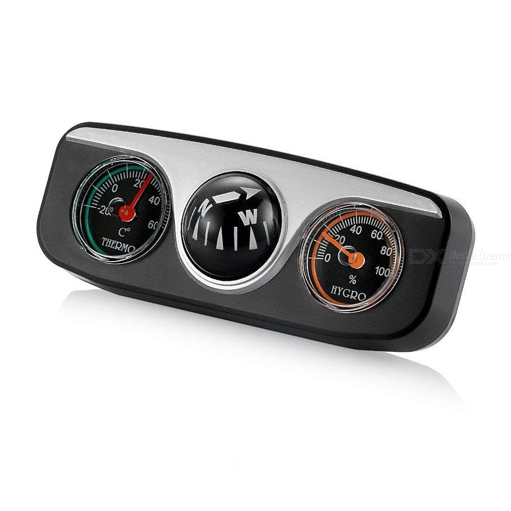 Thermometer | Compass | Outdoor | Camp