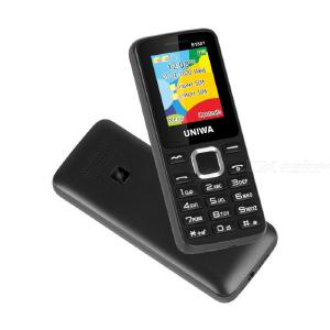 E1801 Dual SIM Dual standby 1.77 inch 800mAh Rear Camera MP3 MP4 FM with Flashlight Loud Speaker 8 Days Standby Senior Mobile