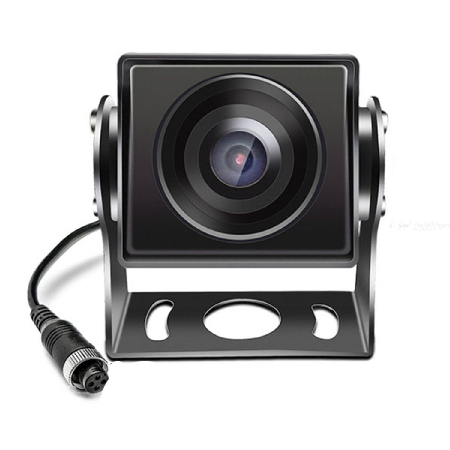 Metal minibus vehicle light free camera aviation connector bus wide voltage AHD light free full color 5m aviation line