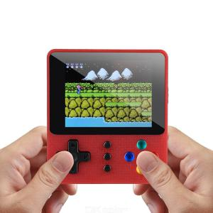 Rechargeable Handheld Game Console 500 Classic Games 3.0inch HD LCD Screen Portable Video Game Retro games TV Connection Gamer