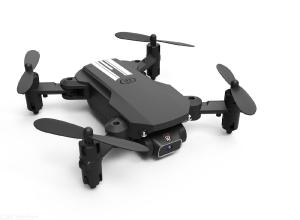LS-MIN Foldable WiFi FPV RC Drone Quadcopter with 1080P / 4K HD Camera One-Button Auto Return Profesional Helicopter