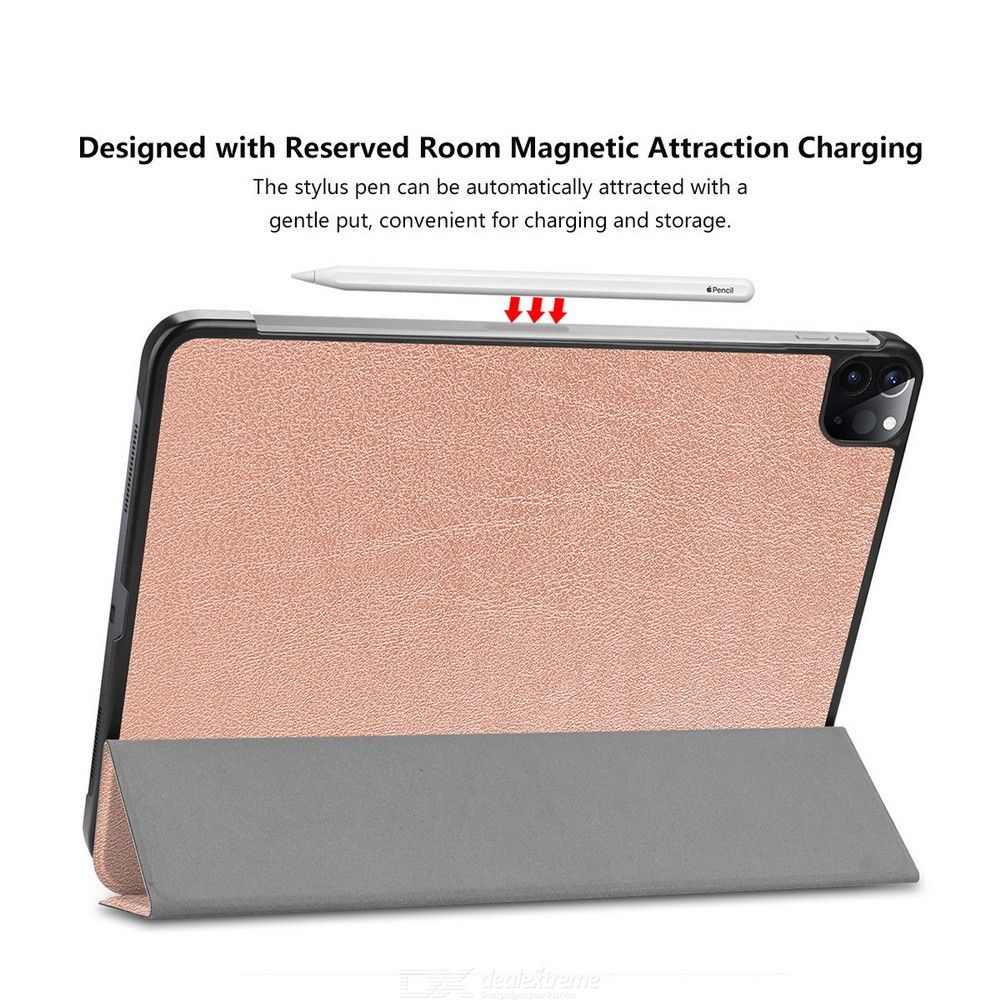 ENKAY ENK-8001 PU Horizontal Flip Protective Tablet Case with Holder for iPad Pro 11 (2020)