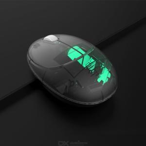 PHILIPS SPK7335 Wireless Mouse Pebble Wireless Optical Mice With 1200 DPI