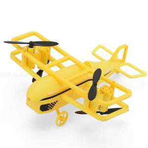 H95 RC Plane Remote Control Mini Aircraft With Altitude Hold 360 Degree Flip Stunt Flight And Watch Control Mode