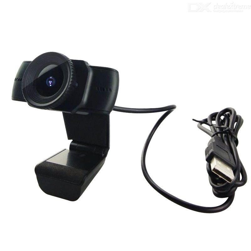 A88 1080p high definition USB drive free video conference webcam