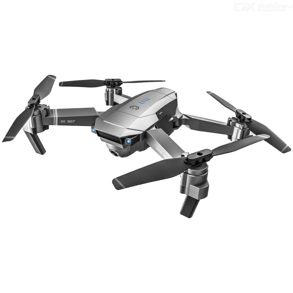 SG907 Drone With Camera 4K 1080P HD Zoomable GPS Quadcopter With Circle Flight Trajectory Flight