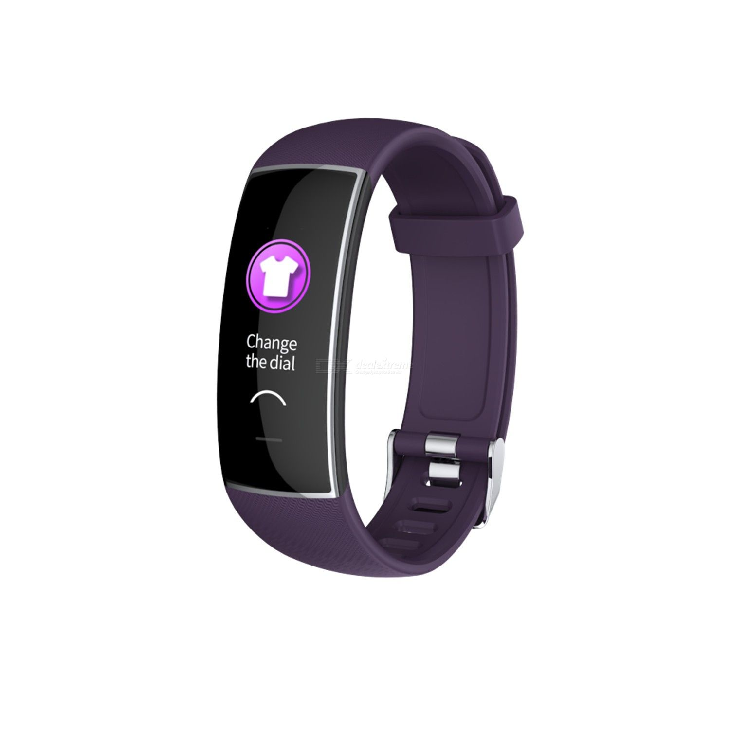 Kh20 smart Bracelet Bluetooth 5.0 exercise heart rate blood pressure sleep monitoring waterproof