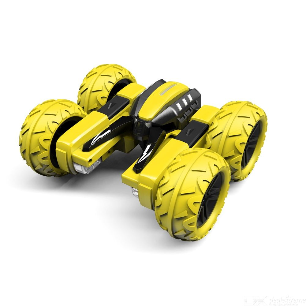 3080R RC Cars Remote Control Transforming Twisting Stunt Cars Double-Sized Toy Vehicles With Light Effect