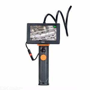 xsc4.3 inch handheld endoscope 2m high-definition endoscope auto repair tool pipe repair tool microscope magnifying glass