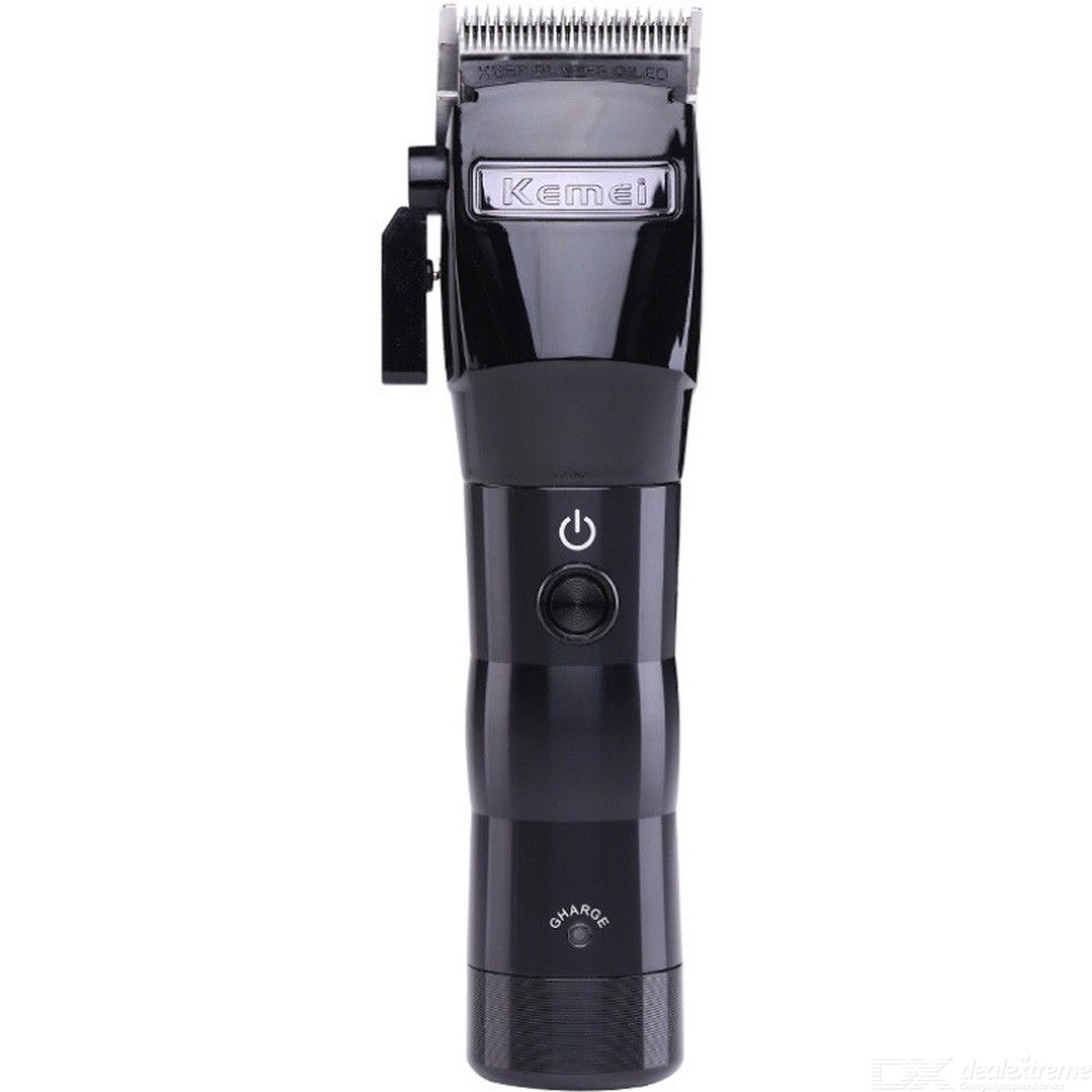 New Kemei Professional Hair Clipper Electric Powerful Cordless Hair Trimmer Cutting Machine Haircut Trimmer Styling Tools Barber