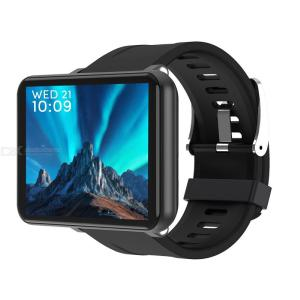 LEMFO LEM T Smart Phone Watch 2.8 Inch Large Screen 4G Fitness Tracker Watch With Heart Rate Monitor 1GB 16GB