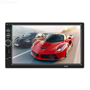 7 Inch Car MP3 MP4 MP5 Player With Bluetooth Support U Drive FM