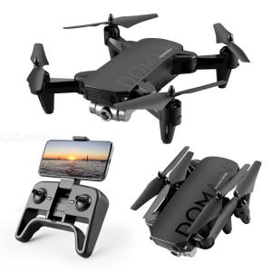 R7 RC Drone With 4K 720P HD Quadcopter With Gesture Control Altitude Hold 3D Flip Headless Mode Storage Bag