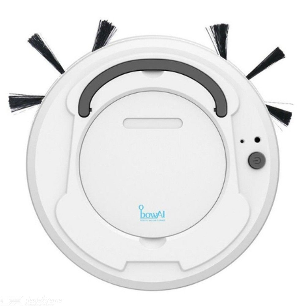 Multifunctional Robot Vacuum Cleaner , 3-In-1 Auto Rechargeable Smart Sweeping Robot Dry Wet Sweeping Vacuum Cleaner Home