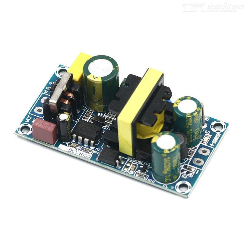12V2A/24V 1A Switching Power Board Module Bare Board 24W High-Efficiency AC-DC Isolated Power Board