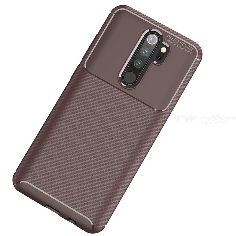 ASLING Beetle Series TPU Full Protective Anti Drop Back Cover Phone Case for Xiaomi Redmi Note 8 Pro