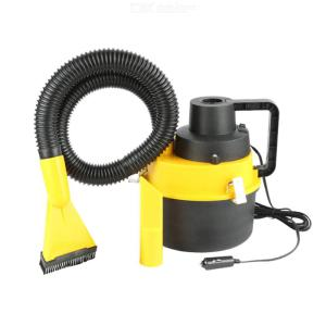 Universal Vacuum Cleaner Portable 12V Wet Dry Vac Vacuum Cleaner Inflator Turbo Hand Held Fits For Car Or Shop Car Accessories