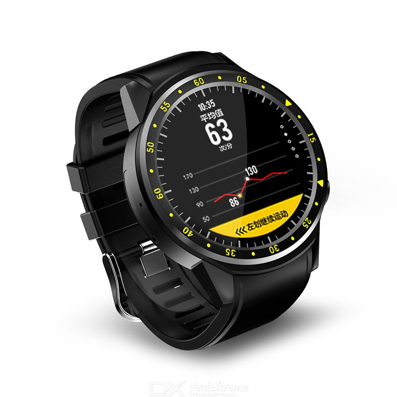F1 Smartwatch Outdoor Smart Watch With GPS Barometer Compass Health Tracker Call