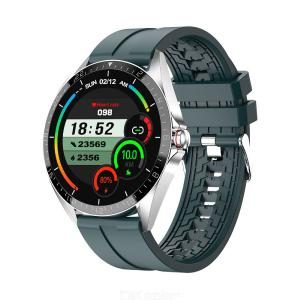 GW16T Smart Watch 1.3 Inch Smartwatch Fitness Tracker With Heart Rate Blood Oxygen Monitor Sports Modes