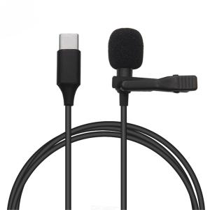 broadcast network mobile phone video live video control vlog conference recording small microphone noise reduction colla