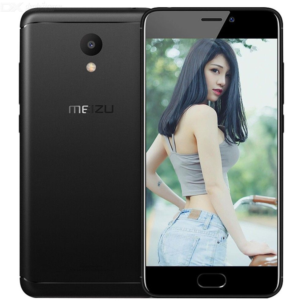 MEIZU Charm Blue 6 Global Version 13.0pm Camera 5.2-Inch MT6750  Smartphone With 3GB RAM 32GB ROM 3070mAh Battery