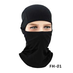 UV Sun Protection Balaclava Full Face Mask Breathable Face Cover For Cycling Motorcycling