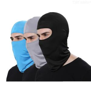 Full Cover Face Mask Windproof Sunproof Cycling Neck Face Cover