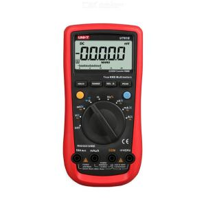 UNI-T UT61A/UT61B/UT61C/UT61D/UT61E Modern Digital Multimeter Auto Range Tester Voltage Current Resistance Frequency Meter