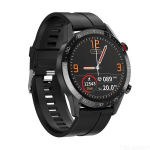 LEMFO L13 Smart Watch Waterproof 1.4inch Full Round Screen Health Monitoring Stainless Steel Bluetooth LE 4.0