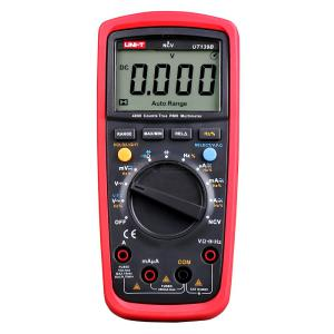 UNI-T UT139A/UT139B/UT139C/UT139E Industrial Digital Multimeter Electronic Test Equipment High Pressure Resistance NCV
