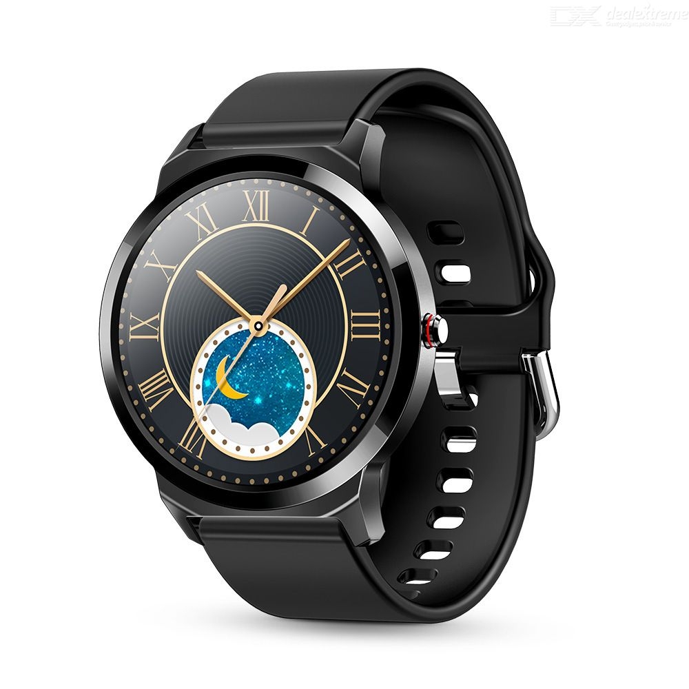 LEMFO H6Pro Smart Watch 1.28 Inch Round Touch TFT High-definition IPS Color Screen Smart Watch Sleep Monitoring