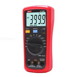 UNI-T UT136B+/UT136C+ Auto Range Digital Multimeter Hz Capacitance Resisitance HFE NCV Measurement AC DC Voltage Current Tester