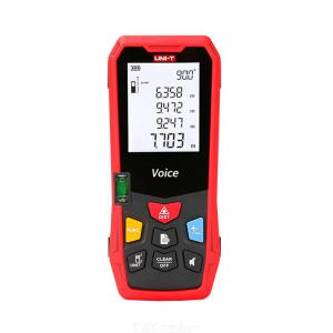 UNI-T LM50V/LM70V/LM100V  Laser Range Finder Voice Distance Meter Handheld Ruler For Home Office
