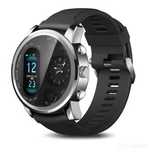 LEMFO T3pro Smart Watch Dual Display Waterproof Men Two Time Zones Smart Watches Sport And Commerce Health Tracker