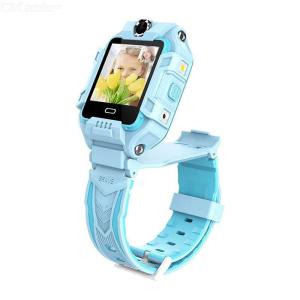 LEMFO Y99 Kids Smart Watch 4G Dual Cameras Precision Positioning 680mAh Intelligent Voice System Eye Protection Screen