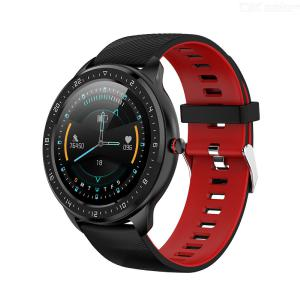 LEMFO Z06 Smart Watch 200mAh 1.3inch Round Screen Full Color Waterproof BT4.0 Full Screen Touch