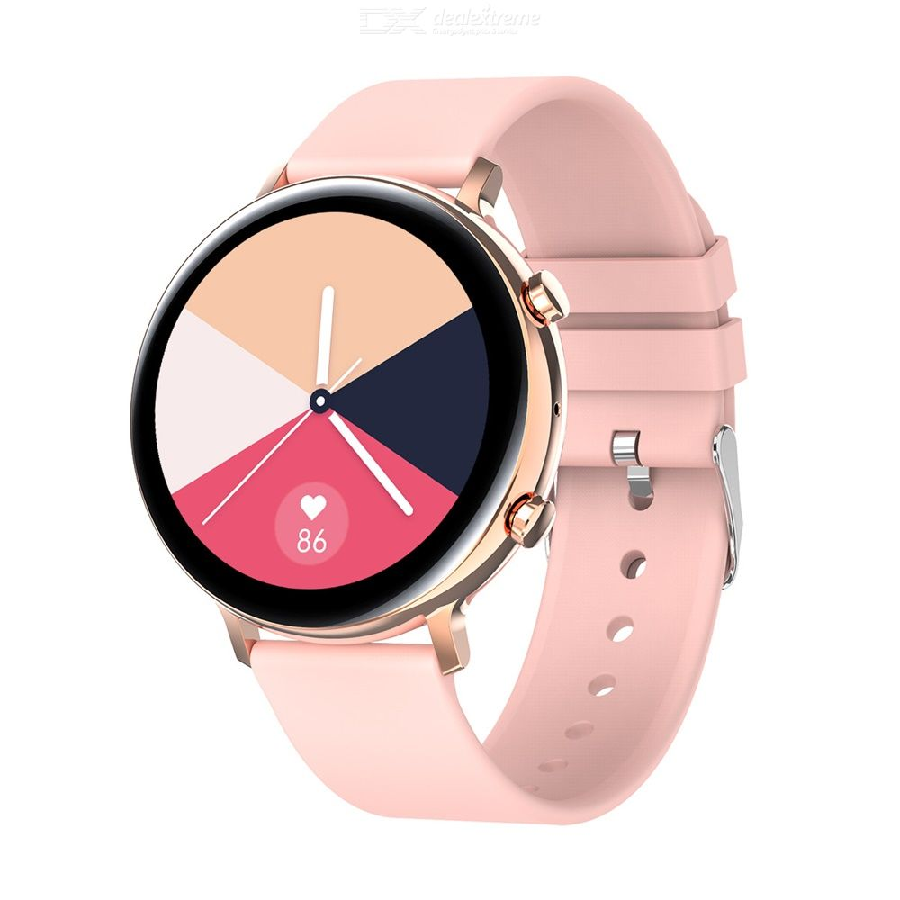 LEMFO GW33 Smart Watch Health Monitoring Full Touch Waterproof Bluetooth Call 1.28-inch Charging Stand
