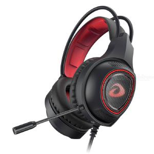 DAREU EH712 Headphones Wired 7.1 Channel Subwoofer With Microphone USB AAC