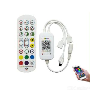 24 key music Bluetooth controller LED colorful intelligent app controller 5-24 V voice controller