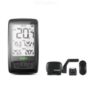 Giyo M4 Bicycle Waterproof Stopwatch Wireless  Speedometer  Odometer Bluetooth Cycling Equipment