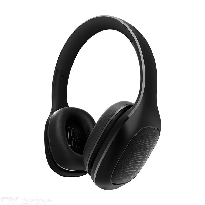 Xiaomi Head Mounted Bluetooth Headset Wireless Music Game Mobile Phone Computer Subwoofer Headset Free Shipping Dealextreme