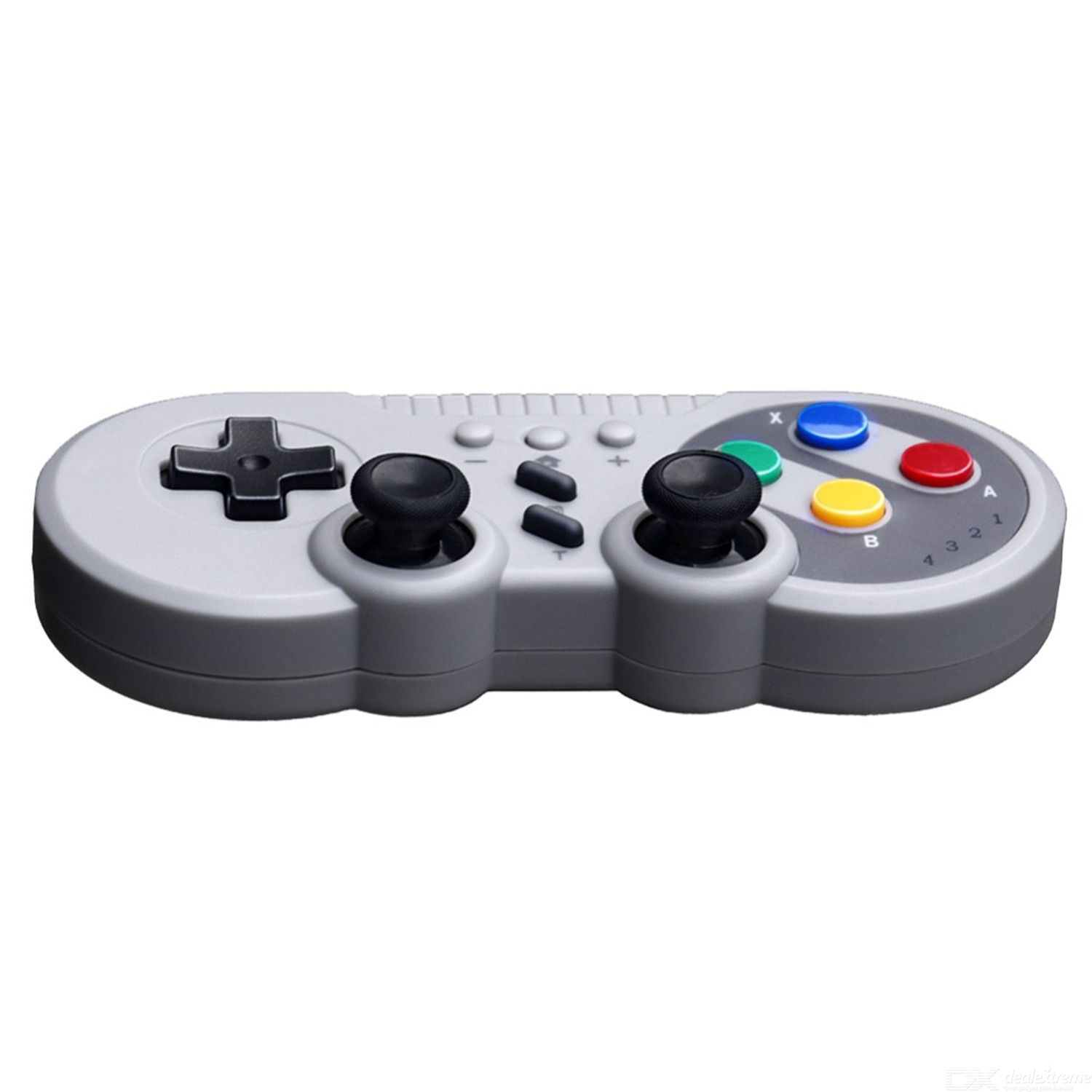 game handle compatible with switch pro, wireless Bluetooth, and supports PC double shock continuous shot motion sensing