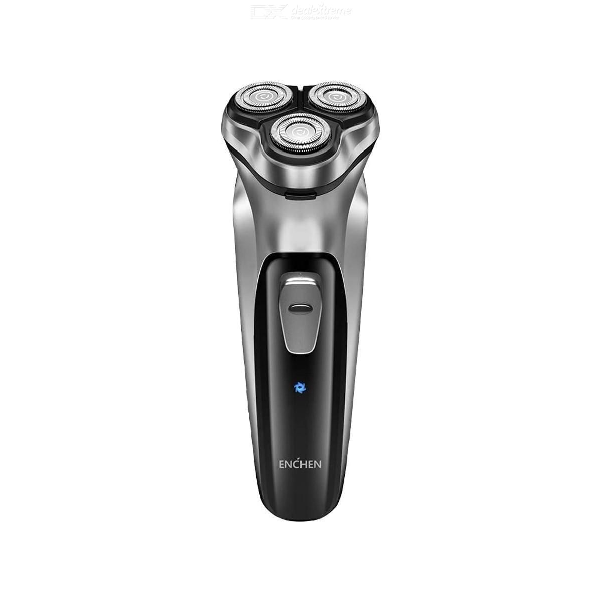 Original Xiaomi Enchen BlackStone 3D Electric Shaver Razor Smart Floating Men Washable Type-C USB Charge Shaving Beard Machine