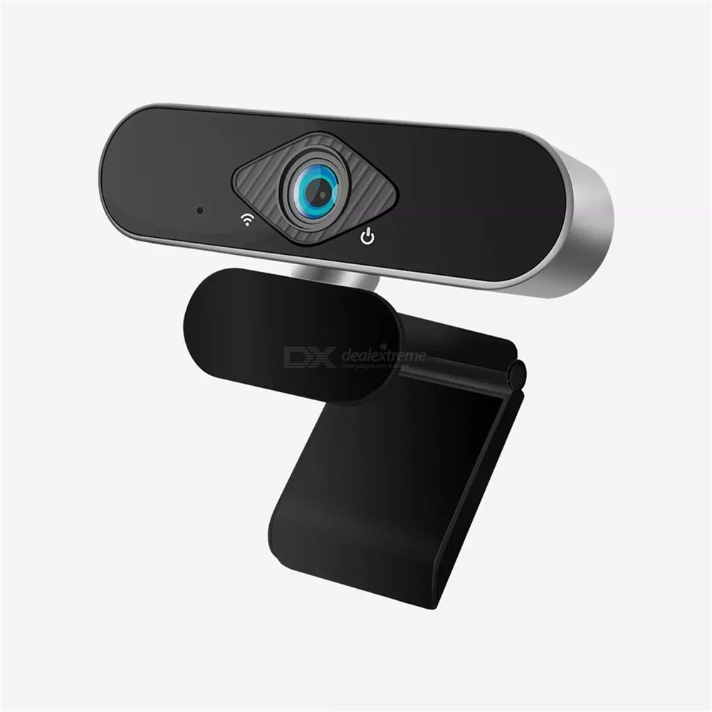 Xiaomi Xiaovv USB Cam Vlogging Built-in Noise Reduction Microphone 1080P HD Webcast Live Camera Conference Digital Web Cam