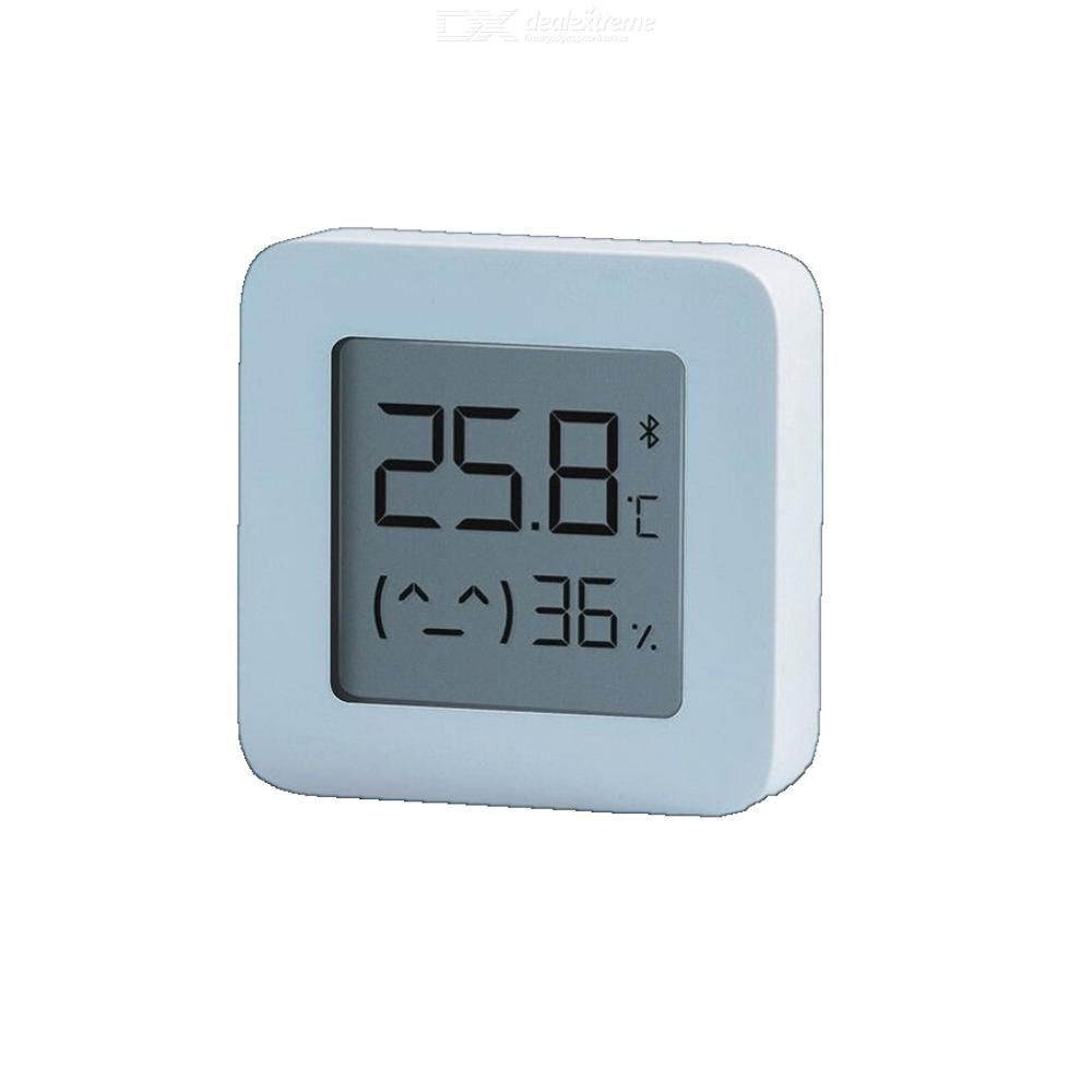 Xiaomi Mijia Indoor Bluetooth Thermometer 2, Smart Hygrometer Humidity Sensor