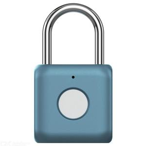 Youpin Fingerprint Padlock Smart Rechargeable Keyless Lock