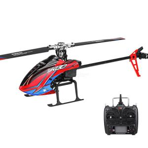 Remote Control Helicopter 6G Mode 6-axis Gyroscope 3D Mode 3-axis Gyroscope 2.4G Remote Control One Key Switch Single Version
