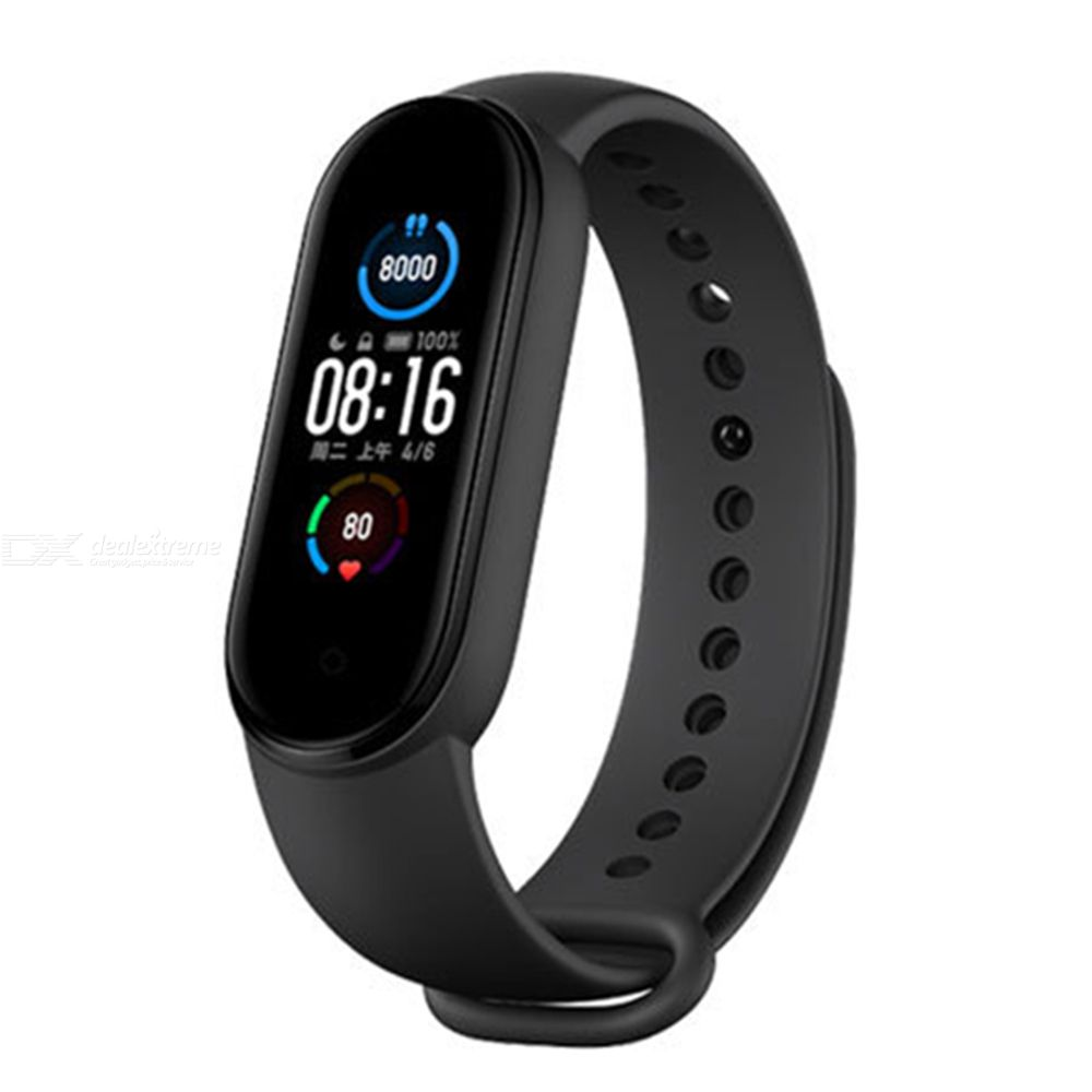 Xiaomi Mi Band 5 Smart Bracelet Magnetic Charging OLED Screen Smart System Waterproof Bluetooth 5.0 NFC Version