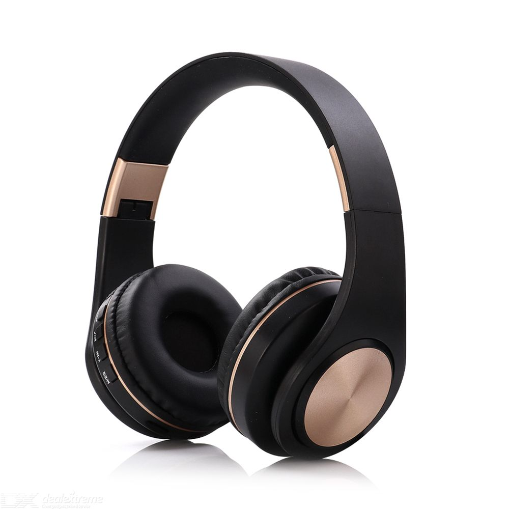 2020 Bluetooth 5.0 Headphones Head-mounted Sport Earphones Wireless Stereo Sound Headphones For Mobile Games Super Bass